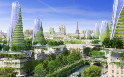 Париж концепт