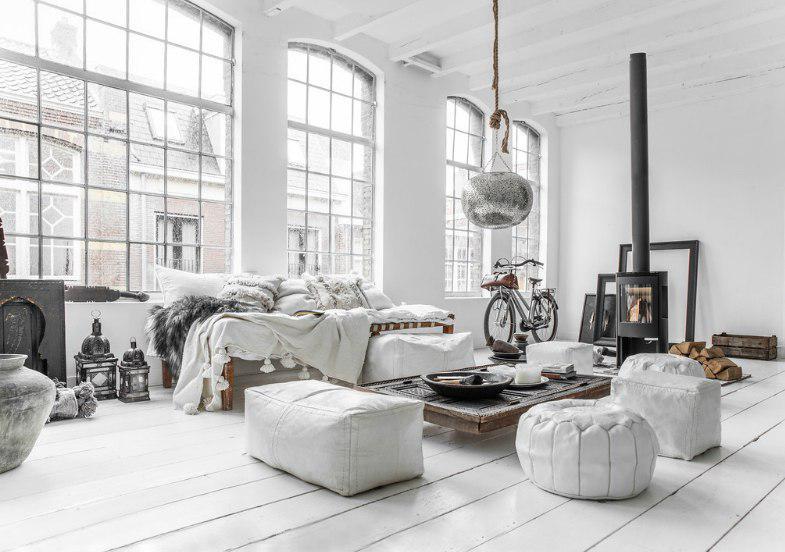 Скандинавський стиль  простота і комфорт інтер єру bdb769c4d7052